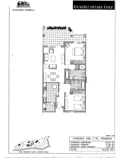 Small Apartment Layout